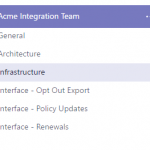 Microsoft Teams for Integration Teams