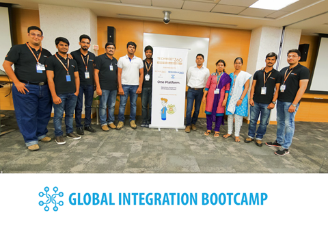Global Integration Bootcamp - India