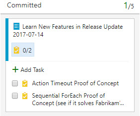 Decomposing Learning Item Into Tasks