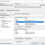 Consume Adapter Service option is missing from Add Generated Items in Visual Studio