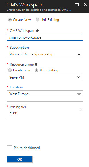 Azure Logic Apps OMS Monitoring – PREVIEW
