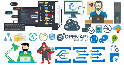 Microsoft Integration (Azure and much more) Stencils Pack v2.6 for Visio 2016/2013
