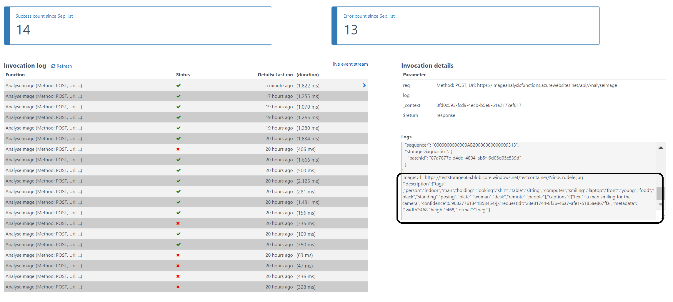 Route Azure Storage Events to multiple subscribers with Event Grid