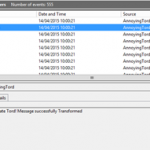 BizTalk Server Tips and Tricks: Moving Event Source from Application Log into a different event log with PowerShell