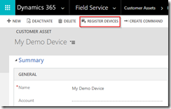 Register the device in IoT Hub