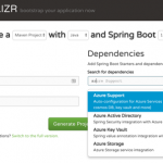Trying Out Microsoft's Spring Boot Starters