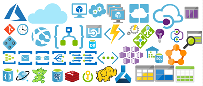 Microsoft Integration (Azure and much more) Stencils Pack: Azure