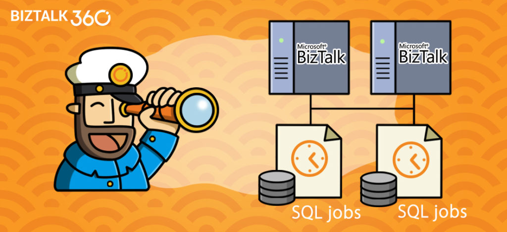 BizTalk360 SQL Jobs Monitoring