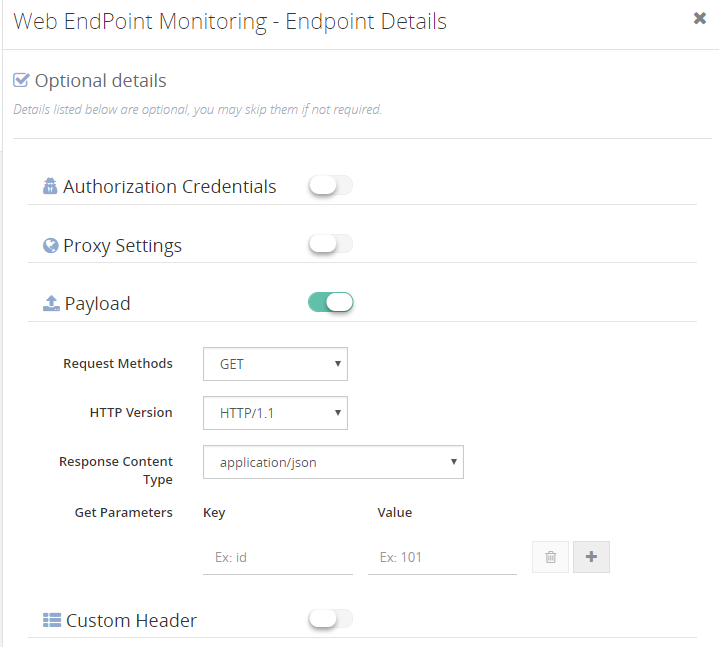 Advanced Web Endpoints Monitoring BizTalk360