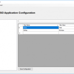 The birth of a new SSO Application Configuration Tool for BizTalk Server 2016