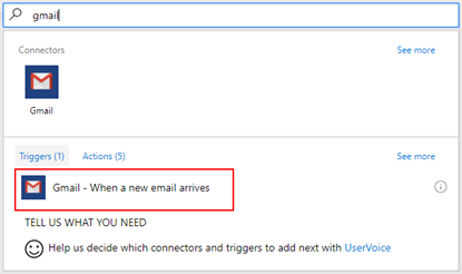 Flow's to the help: SmartDocumentor Listener Flow Trigger Gmail