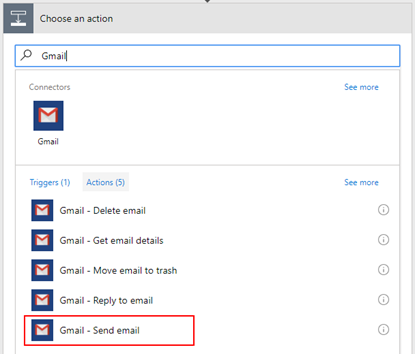 Flow's to the help: SmartDocumentor Listener Flow Gmail Action