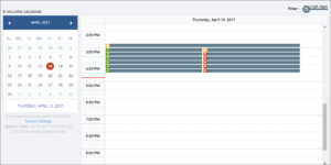 Daylight Saving: Data Monitoring Dashboard