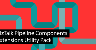 BizTalk Pipeline Components Extensions Utility Pack for BizTalk Server 2016 available on GitHub