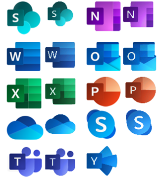 New Office365 Stencils