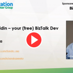 Integration Use Group | The NoS-addin – your (free) BizTalk Dev buddy! | Video and slides are available
