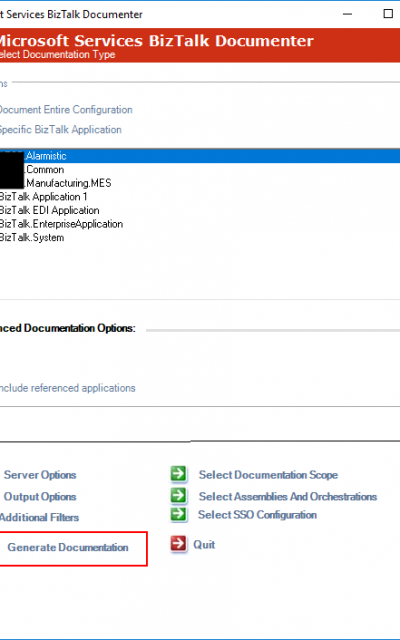 BizTalk Documenter: Unable to locate the help compiler executable while trying to generate the documentation
