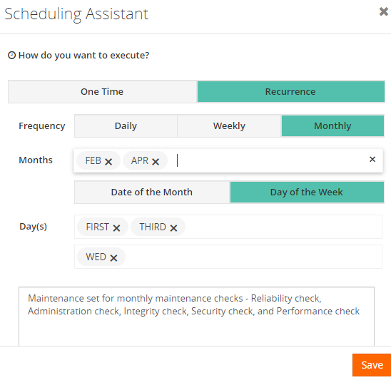 Scheduling-Assistant