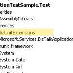 Using BizUnitExtensions to poke around in some XML