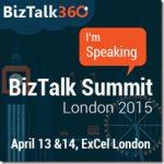 Bigger, better, louder: BizTalk Summit 2015 London