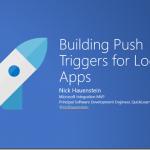 Integration Monday Recap and Push-BUtton Push Trigger Introduction