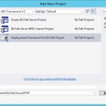 Understanding the BizTalk Deployment Framework – Introduction
