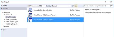 BizTalk MapperExtensions Functoid Wizard: Visual Studio Functoid Project