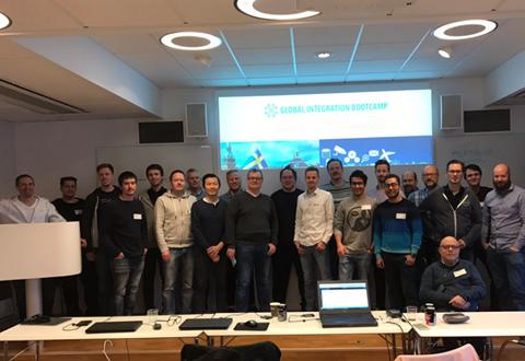 Global Integration Bootcamp - Sweden