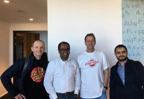 Global Integration Bootcamp - United Kingdom