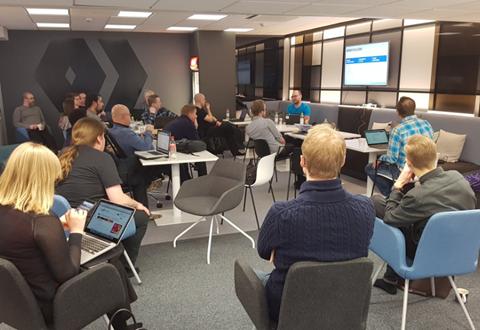 Global Integration Bootcamp - Finland