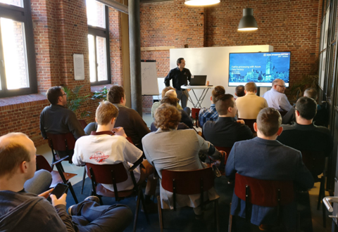 Global Integration Bootcamp - Belgium