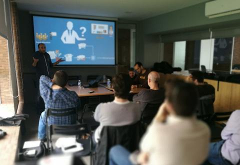 Global Integration Bootcamp - Portugal