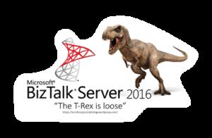 BizMan, The BizTalk Server SuperHero: The T-Rex is loose badass