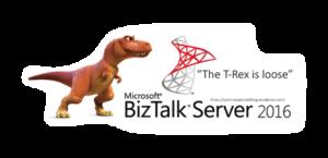 BizMan, The BizTalk Server SuperHero: The T-Rex is loose sweet