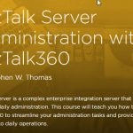 New Pluralsight Course is LIVE – BizTalk Server Administration with BizTalk360