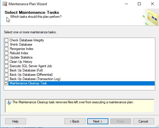 backup biztalk database