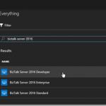Creating BizTalk Server 2016 Developer from Azure Gallery Image (updated)