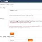 Event Log Data Monitoring in BizTalk360