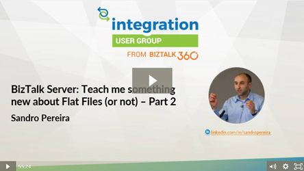 BizTalk Server Teach me something new about Flat Files (or not) Part II