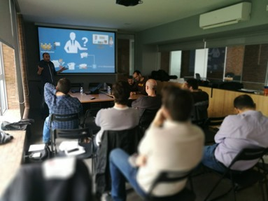2017 Year In Review: Oporto Global Integration Bootcamp 2017