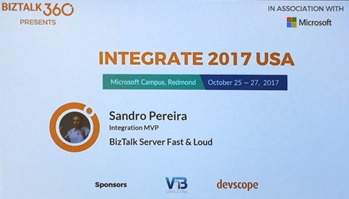 2017 Year In Review: INTEGRATE 2017 USA