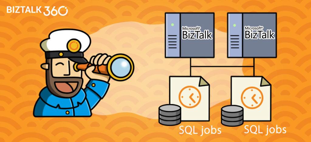 BizTalk360 SQL Jobs Monitoring