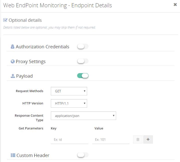 Advanced Web Endpoints Monitoring BizTalk360