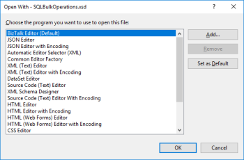 Visual Studio: Failed to create window handle for pane open with Editor