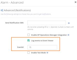 Insights and control your BizTalk Environment using BizTalk360 Event Log viewer- General Monitoring event log flag