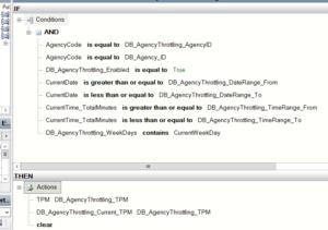 BizTalk Server Controlled Throttling: Business Rules Composer