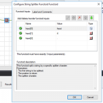 BizTalk Mapper Extensions UtilityPack: String Splitter Functoid