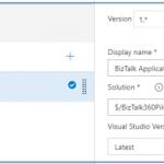 BizTalk Application Deployment Using Azure Pipeline with BizTalk360 API's