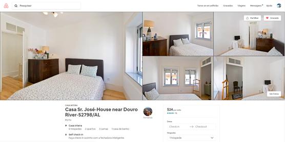 Casa do Sr- José: The perfect AIRBNB house in Porto