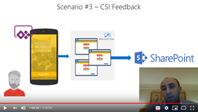 Microsoft Flow and PowerApps: Real cases scenarios